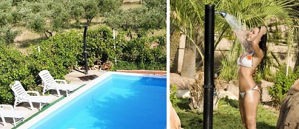 Bienvenidos a la web de las duchas solares para piscinas for Duchas para piscina