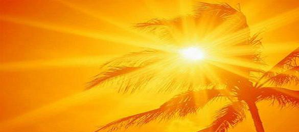 El principio de funcionamiento de las  Duchas Solares 1ª Parte.