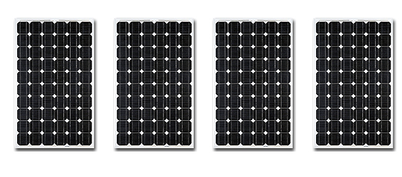 Módulos fotovoltaicos Solaico monocristalino SL606