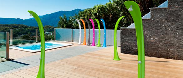 Ducha solar cobra la web de las duchas solares for Duchas para piscinas